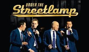 Under The Street Lamp With Gentleman's Rule Comes to the King Center, 4/22