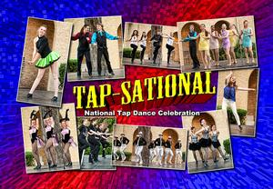 TAP-SATIONAL National Tap Dance Celebration Set for Music Hall in Fair Park, Now thru 6/14