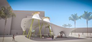 Artist Cecil Balmond to Design Sculpture at Mesa Arts Center