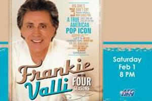 Frankie Valli and The Four Seasons Play King Center Tonight