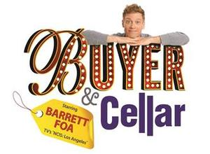 Breaking News: Broadway Vet Barrett Foa to Begin Performances 5/27 in BUYER & CELLAR!