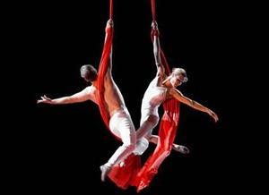 Cirque de la Symphonie Joins NJ Symphony for Acrobatic Program This Weekend
