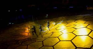 FUERZA BRUTA WAYRA Begins Performances Off-Broadway Tomorrow