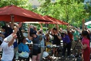 Free Lunchtime Summer Concert Series & Yoga Returns to Upper West Side