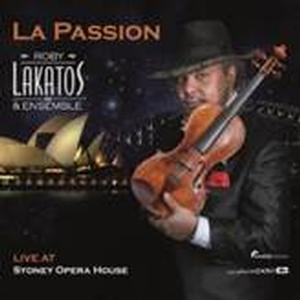 Roby Lakatos Releases New Double-Album LA PASSION