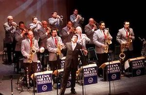 Glenn Miller Orchestra to Play Nathan H. Wilson Center, 2/5