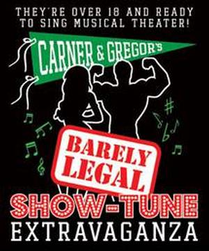 Natalie Weiss Hosts Carner & Gregor's 2014 BARELY LEGAL Concert at 54 Below Tonight