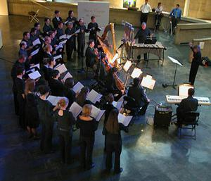 Ad Astra Singers, NOTUS and UC Berkeley Chamber Singers Join Forces for DCINY Concert at Carnegie Tonight