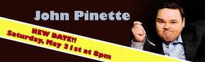 John Pinette at The VETS Rescheduled