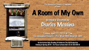 Abingdon Presents Messina's A ROOM OF MY OWN, Starring Mario Cantone
