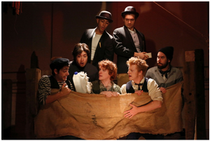 PigPen Theatre Co.'s THE OLD MAN AND THE OLD MOON to Play New Vic, 9/26-10/13