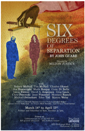 Stella Adler's SIX DEGREES OF SEPARATION to Open 3/14
