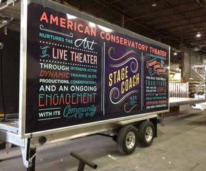 American Conservatory Theater Launches Stage Coach