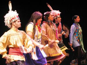 Theater for the New City to Welcome Thunderbird American Indian Dancers, 1/31-2/9