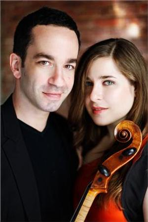 Alisa Weilerstein and inon Barnatan to Get Up Close and Personal at RiverCenter, 3/27