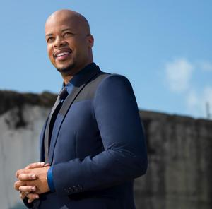 James Fortune Hits No. 1 on Gospel Radio Chart With Single 'Live Through It'