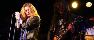 Led Zeppelin Show KASHMIR to Play bergenPAC, 1/25