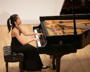 NYIPC Winner Pianist Kate Liu to Perform US Premiere by Hans Werner Henze at SubCulture, 3/6