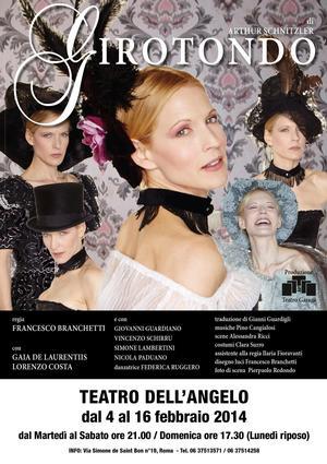 Teatro Garage presenta GIROTONDO dal 4 al 15 febbraio