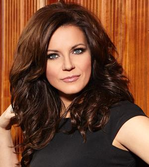 Martina McBride to Play Van Wezel, 10/16