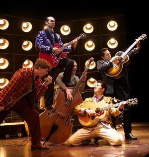 Barry, Countryman, Hunter, Moreau and More to Star in MILLION DOLLAR QUARTET at the State Theatre, 1/22