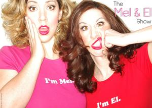 THE MEL & EL SHOW to Return to Stage 72, 4/25