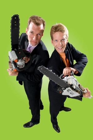 Comedic Jugglers The Passing Zone to Perform at Gallo Center, 2/23