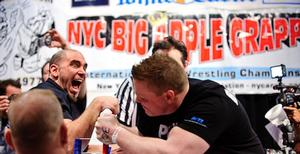 NYAWA to Host 38th Annual NYC Big Apple Grapple International Arm Wrestling Championships, 5/3
