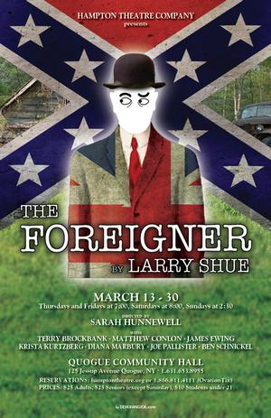 Hampton Theatre Company to Present THE FOREIGNER, 3/13-30