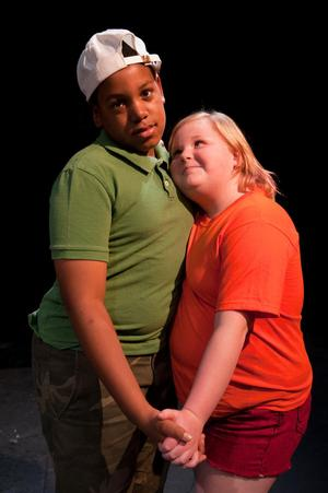 SIDEWAYS STORIES FROM WAYSIDE SCHOOL Heads to the Aurora Fox, 7/8-24