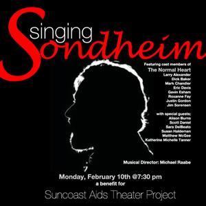 SINGING SONDHEIM Comes to freeFall Theatre, 2/10