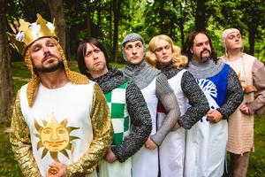 Circle Theatre's SPAMALOT Begins Today