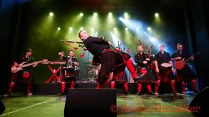 Red Hot Chilli Pipers to Play State Theatre, 2/20