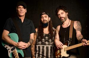 Tickets to The Winery Dogs at bergenPAC On Sale 2/21