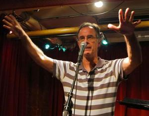 Tom Pryor's CITY STORIES STOOP TO NUTS Set for Cornelia Street Cafe, 3/11