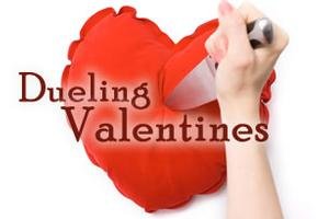Prime Stage Theatre to Present DUELING VALENTINES, 2/14