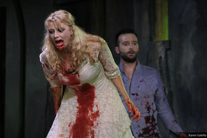 Hard Sparks' R & J & Z to Bring Blood, Guts and Zombies to the New Ohio Theatre, 4/1-18