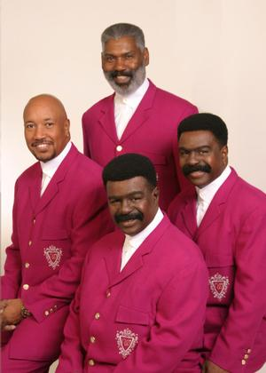 Celebrate Valentine's Day with The Whispers and Harold Melvin's Bluenotes at bergenPAC, 2/15