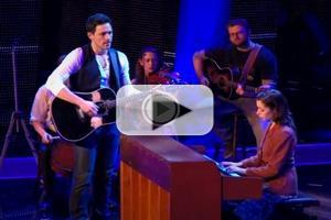 STAGE TUBE: Cast of ONCE Performs on 'America's Got Talent'