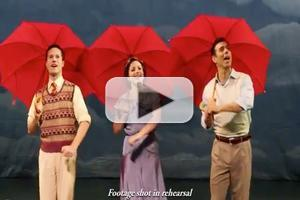 STAGE TUBE: Sneak Peek at David Elder & More in MTWichita's SINGIN' IN THE RAIN