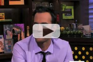 STAGE TUBE: Cheyenne Jackson Appears on WATCH WHAT HAPPENS LIVE!