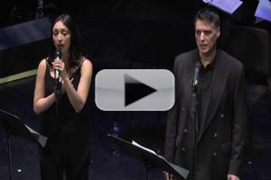 BWW TV Exclusive: Robert Cuccioli, Natascia Diaz, Drew Sarich in CHESS -  The Actor's Fund Concert Highlights!