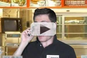 STAGE TUBE: Randy Rainbow Spends the Day at Chick-Fil-A