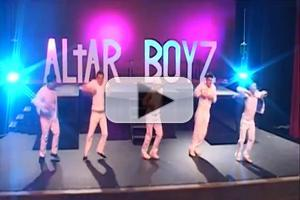 STAGE TUBE: Preview 'Rhythm In Me' from ALTAR BOYZ at Diversionary Cabaret