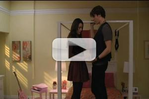 STAGE TUBE: GLEE Deleted Scene - Michele & Groff Sing 'Hello Twelve, Hello Thirteen, Hello Love'!