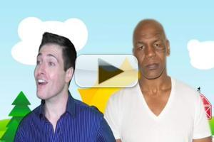 BWW TV EXCLUSIVE: CHEWING THE SCENERY WITH RANDY RAINBOW - Ep. 10 - Mike Tyson, Chris Rock, BRING IT ON and More!
