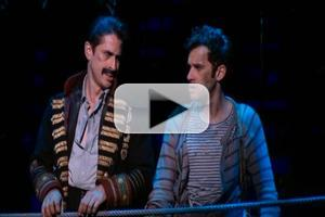 BWW TV: Sneak Peek of Matthew Saldivar as 'Black Stache' in PETER AND THE STARCATCHER!