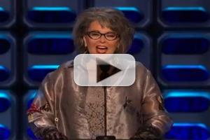 STAGE TUBE: Sneak Peek - Lynch, Ross on Comedy Central's ROAST OF ROSEANNE