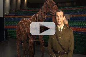 STAGE TUBE: WAR HORSE's 'Joey' Visits Civic Center of Greater Des Moines