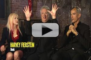 STAGE TUBE: Behind the Scenes at the KINKY BOOTS Official Photo Shoot!